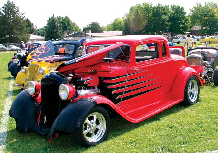 classic car hot-rods